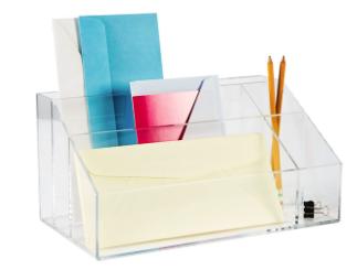 Acrylic Desktop Mailer