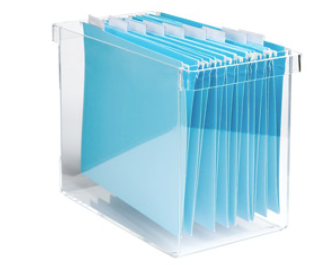 Acrylic Desktop File
