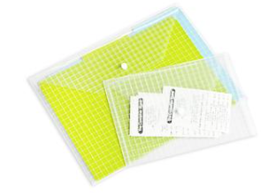 Clear Envelopes