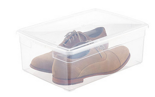 'Men's' Shoe Box