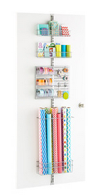 Utility Gift Packaging Door & Wall Rack Solution