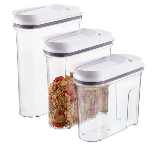 OXO Cereal Dispensers