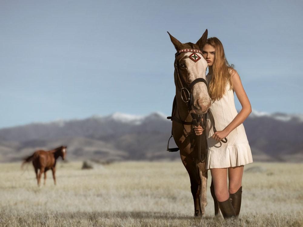 Kyra in Montana -