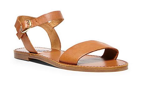 6. Flat Sandals |Steve Madden
