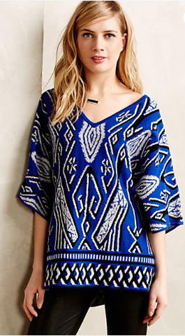 1. Tunic top | Anthropologie