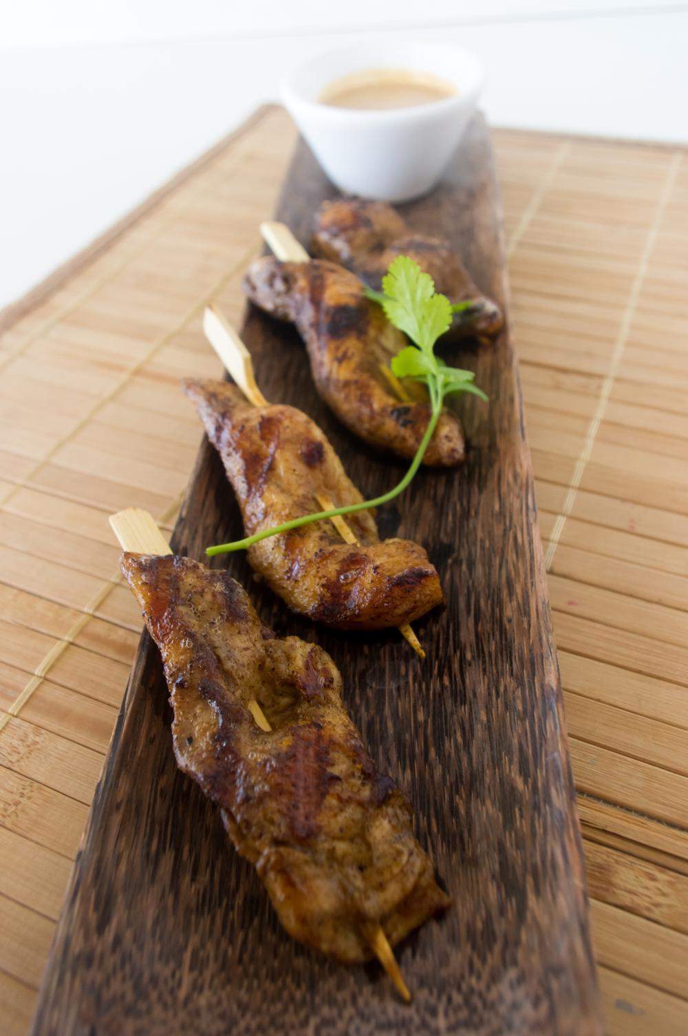 pollo satay 2