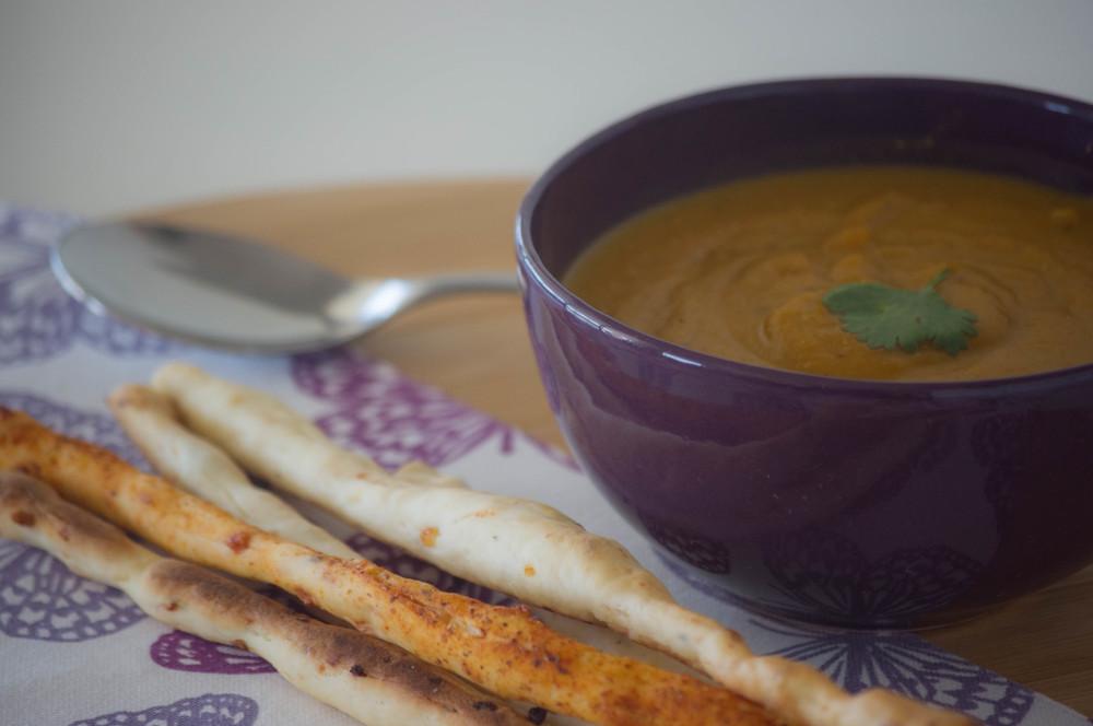 Sopa de Calabaza 1