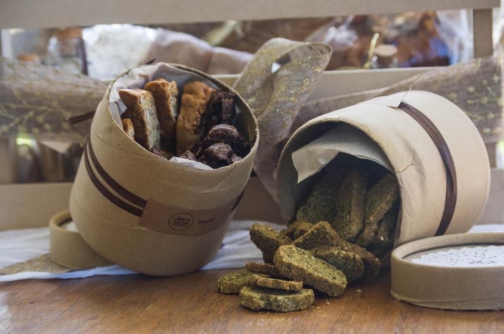 Biscottis dulces y salados
