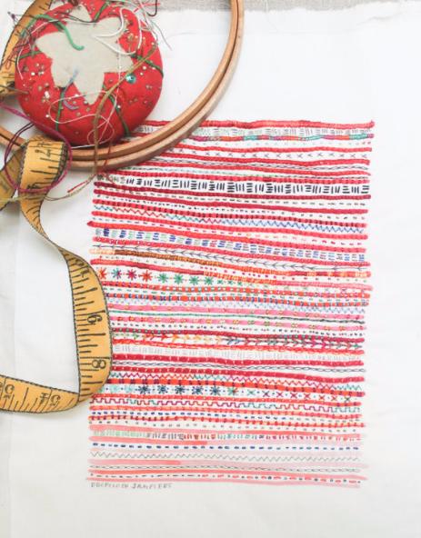 Embroidery + Needlecraft