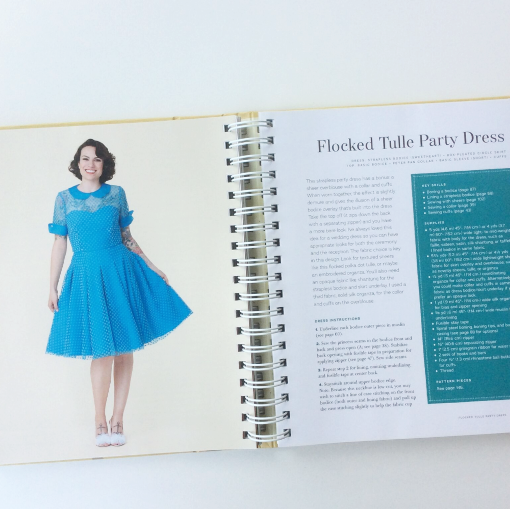 the party dress book