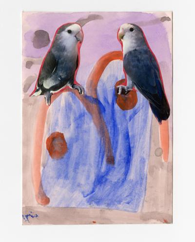 Maryse Lariviere in collaboration with Tiziana La Melia. Sold