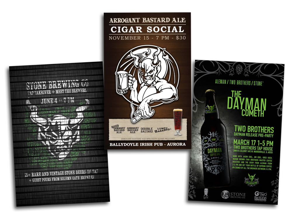 Stone Brewing Co. - Event Promotion