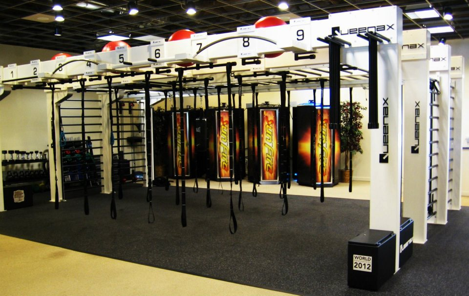 Queenax Functional Training System