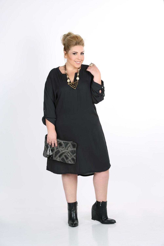 שמלה שחורה 399 NOEMI PLUS בזל 32 תל אביב צילום יעל ונעמי צלמות.JPG