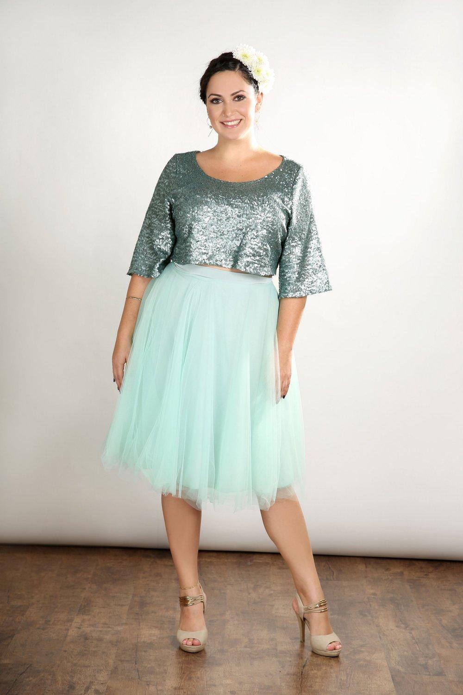 חצאית וחולצה של המותג טליה