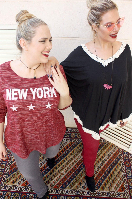 שבוע האופנה למידות גדולות. 21-24.11 יד חרוצים 11 תל אביב לוקים של קרנית סריג 99 במקום 149 פונצו 149 במקום 249 צילום יחצ (Copy).jpg