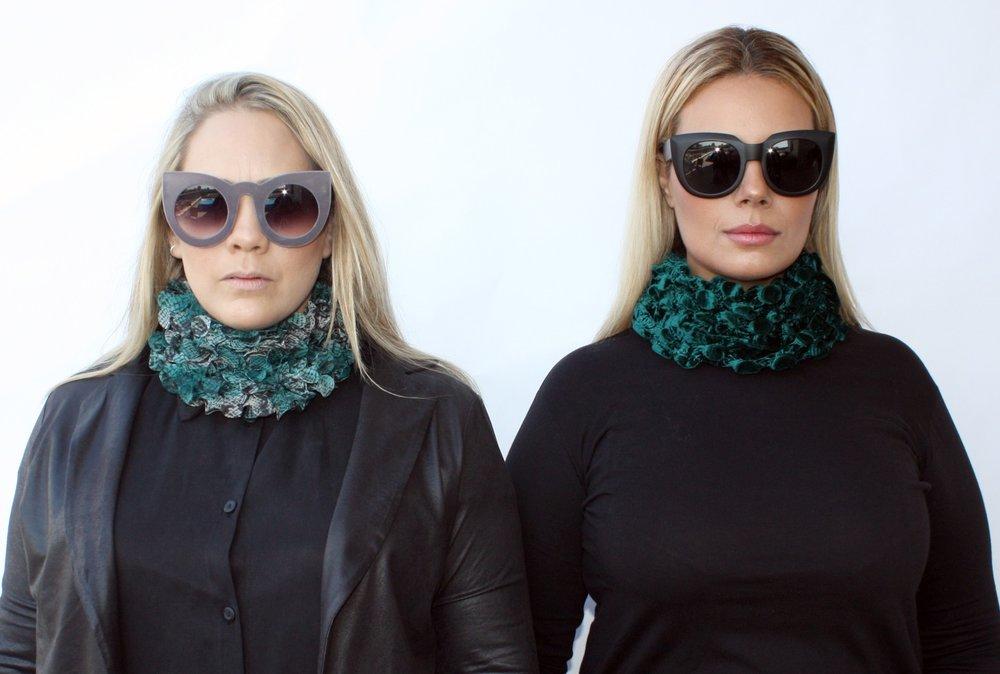 שבוע האופנה למידות גדולות. 21-24.11 יד חרוצים 11 תל אביב שרשרת צעיף של FUNGI משקפי שמש VINTAGE ORIGINAL צילום יחצ (Copy).jpg