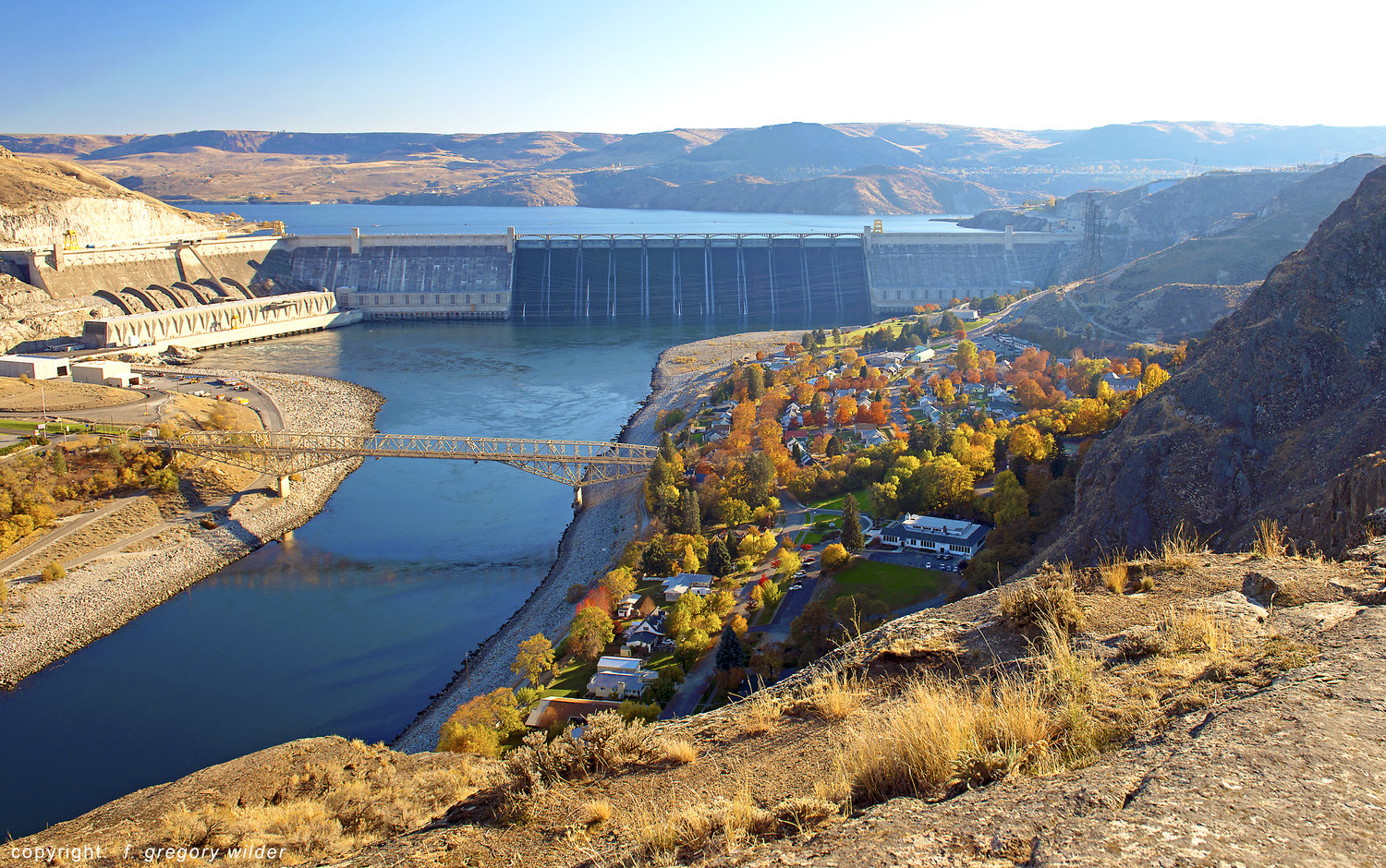 Grand coulee dam the town of coulee dam grand coulee dam publicscrutiny Choice Image