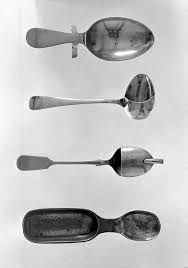 This image is a metaphor showing the need to define not just a spoon, but the size, shape and design of the spoon.