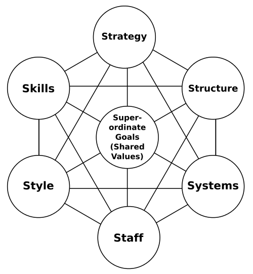 McKinsey 7S Management Model