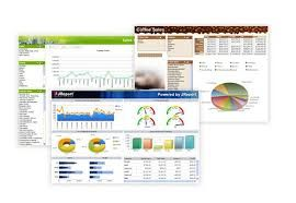 Dashboards create an oversight of data