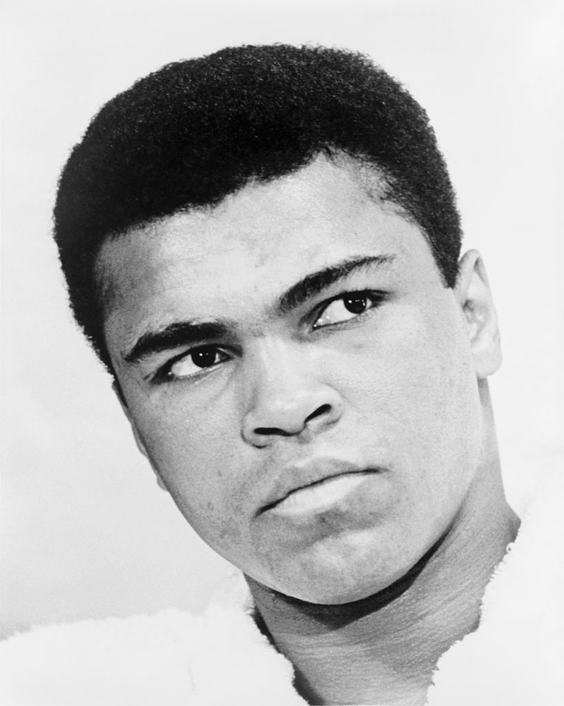 "Ali, ""I am the greatest"""