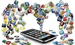 An explosion of apps on mobile devices