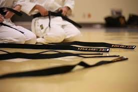 Black belt mastery