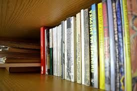 Self help books or shelf help appearances