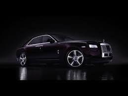 Modern Rolls Royce