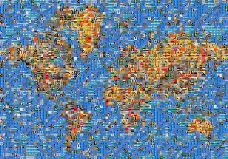 Big world in big data