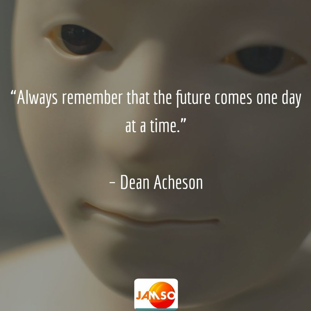 Quote about the future