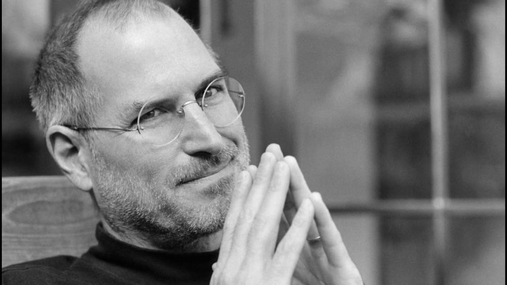 Steve Jobs as recognizable as his products