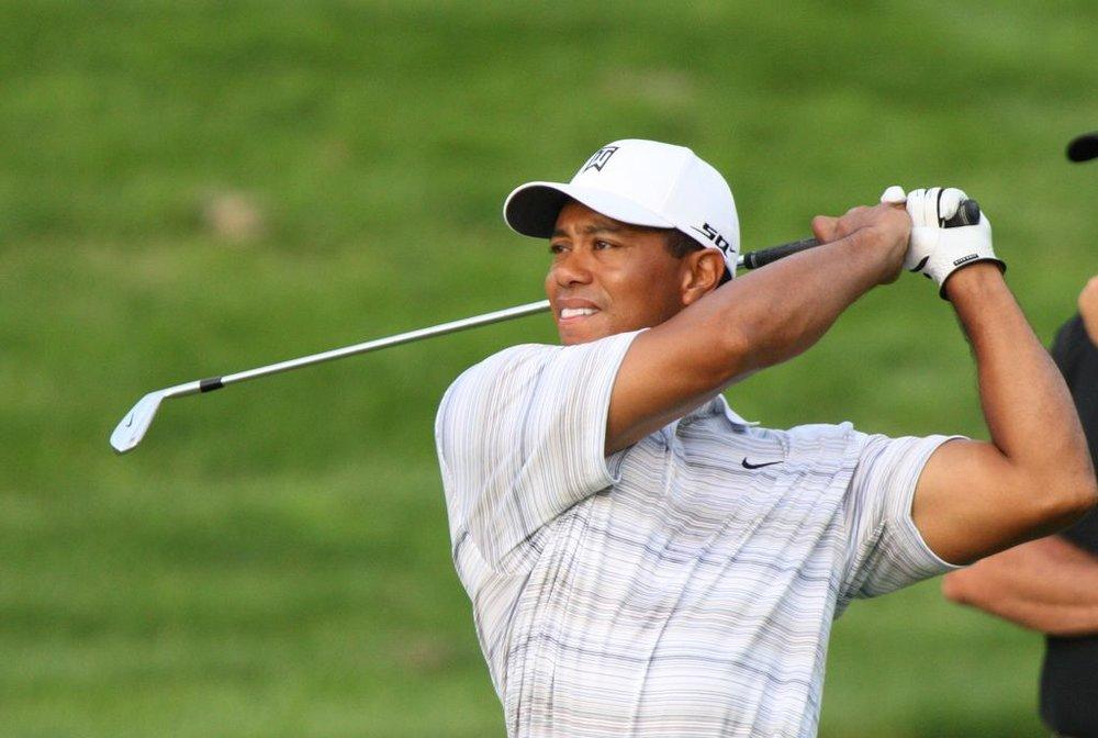 Legend golfer Tiger Woods