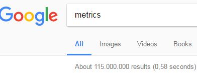 From 2016 to 2017 this search results choice grew by 10 000 000!