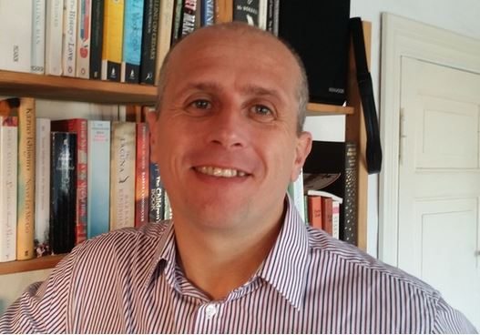 James Doyle - Chief Motivation Officer - JAMSO