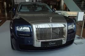 Rolls Royce - a desired item