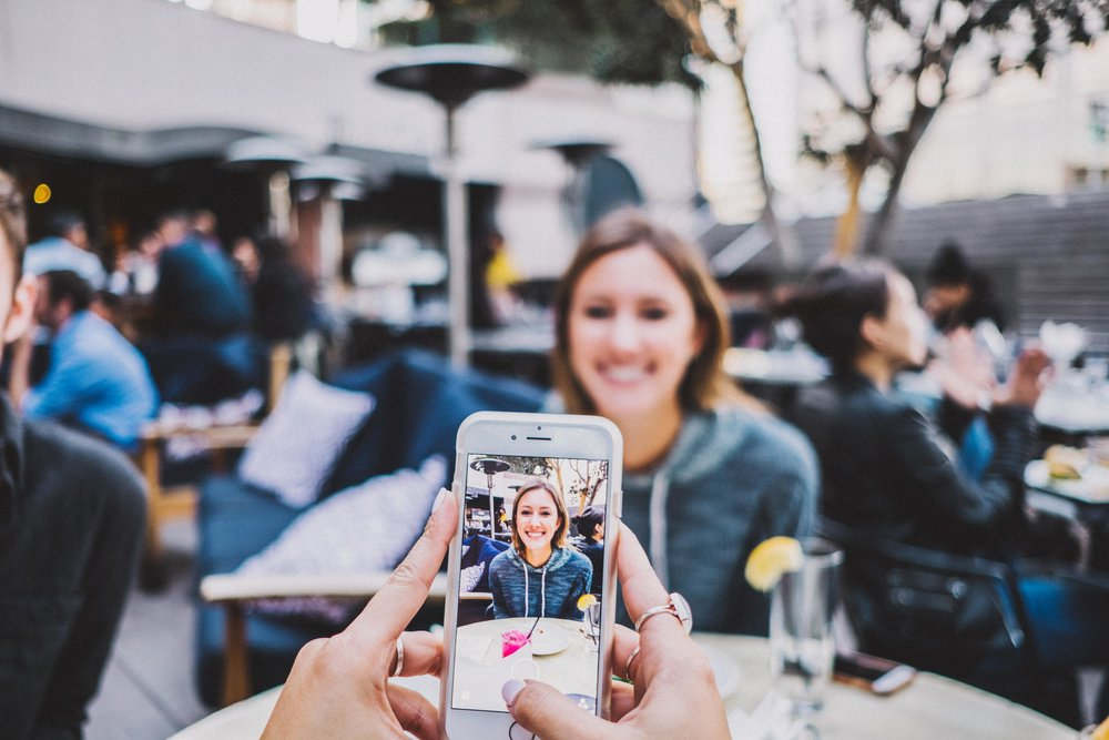 One of the most common places to take a selfie or Instagram post