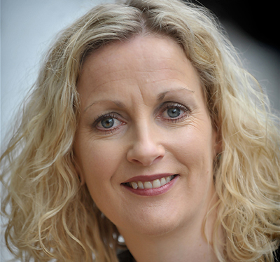 Festival Launch & panel response: Orlaith McBride - Director, Arts Council (ROI)