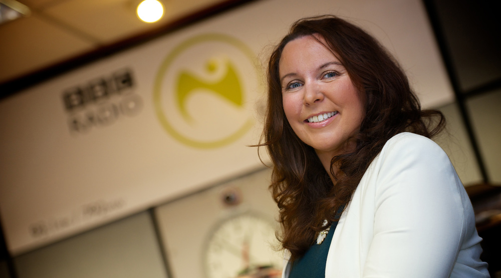 Elaine McGee - Broadcast Journalist BBC NI