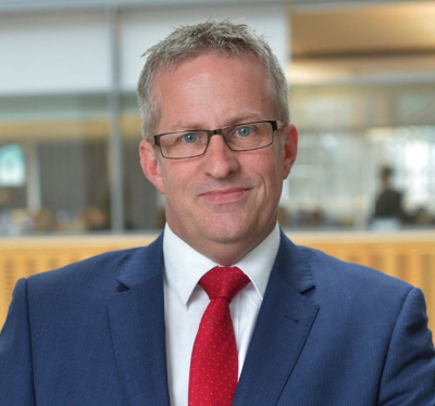 Ulster Vice Chancellor - Paddy Nixon