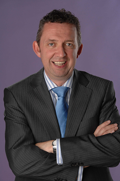 Paul Hannigan, President at LYIT