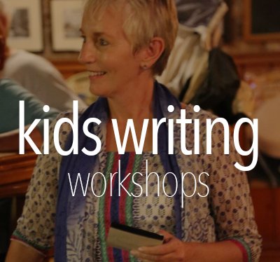 Kits Writing Age 8-12, Olive Travers Coláiste Cholmcille: 11.30am