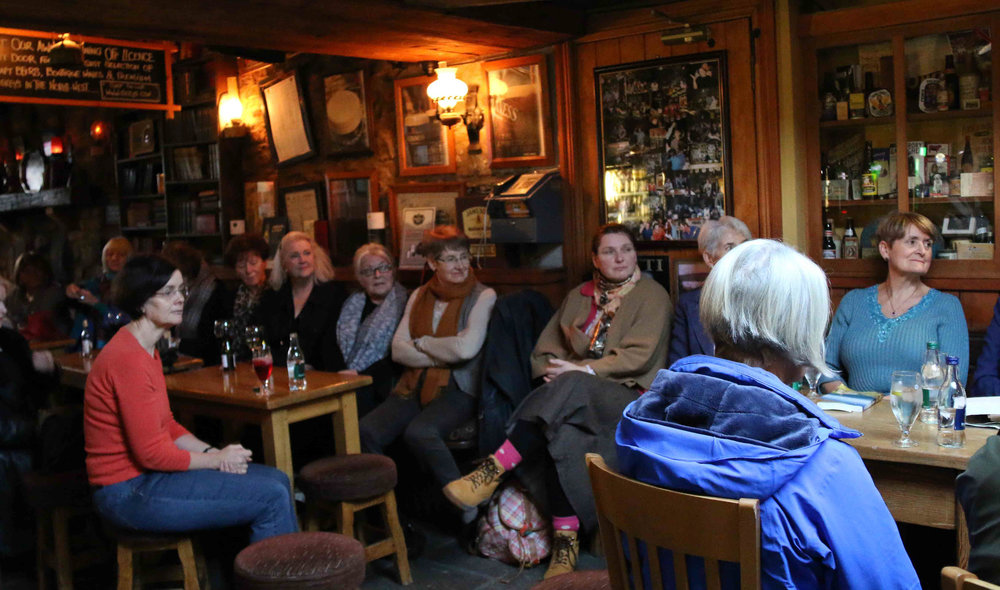 Poetry Reading with Mick Delap - Allingham Festival 2016, Ballyshannon-12.jpg