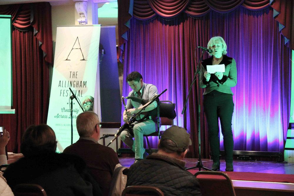 Comóradh Éamonn Ceannt - Allingham Festival 2016 - Friday Nov. 4th - Dorrian's Hotel-12.jpg