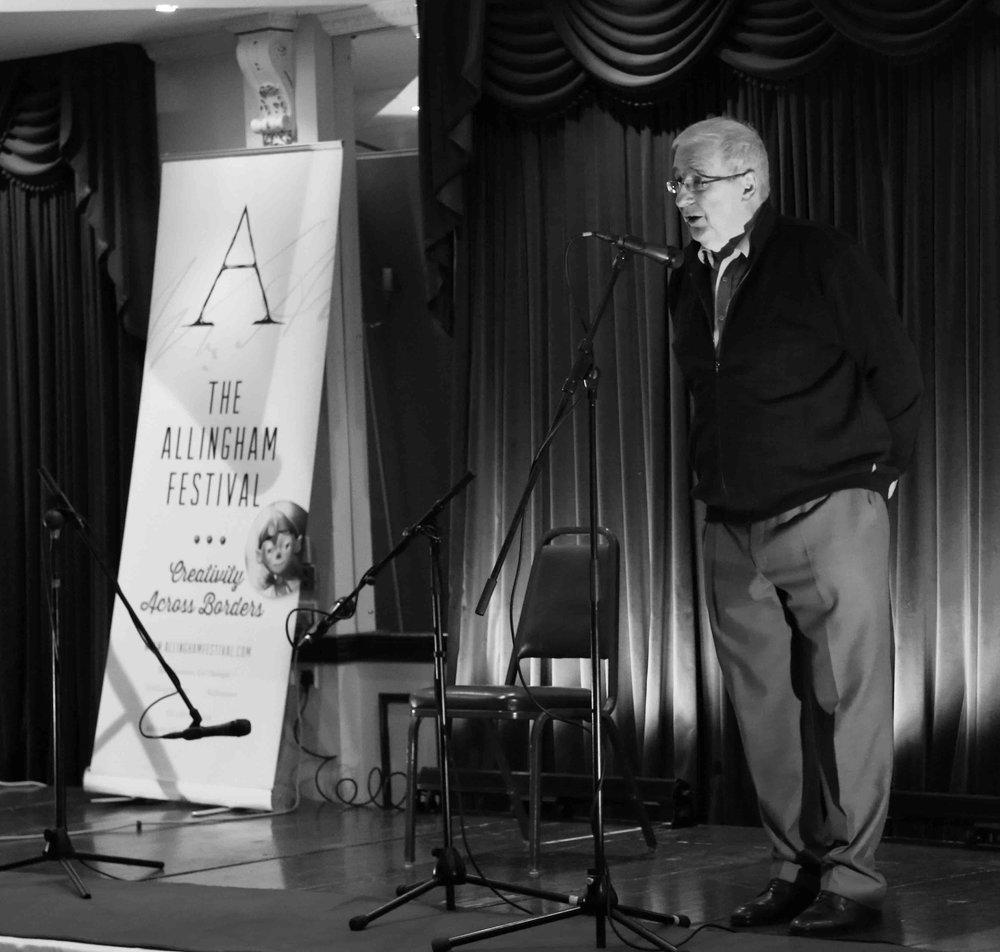 Comóradh Éamonn Ceannt - Allingham Festival 2016 - Friday Nov. 4th - Dorrian's Hotel.jpg