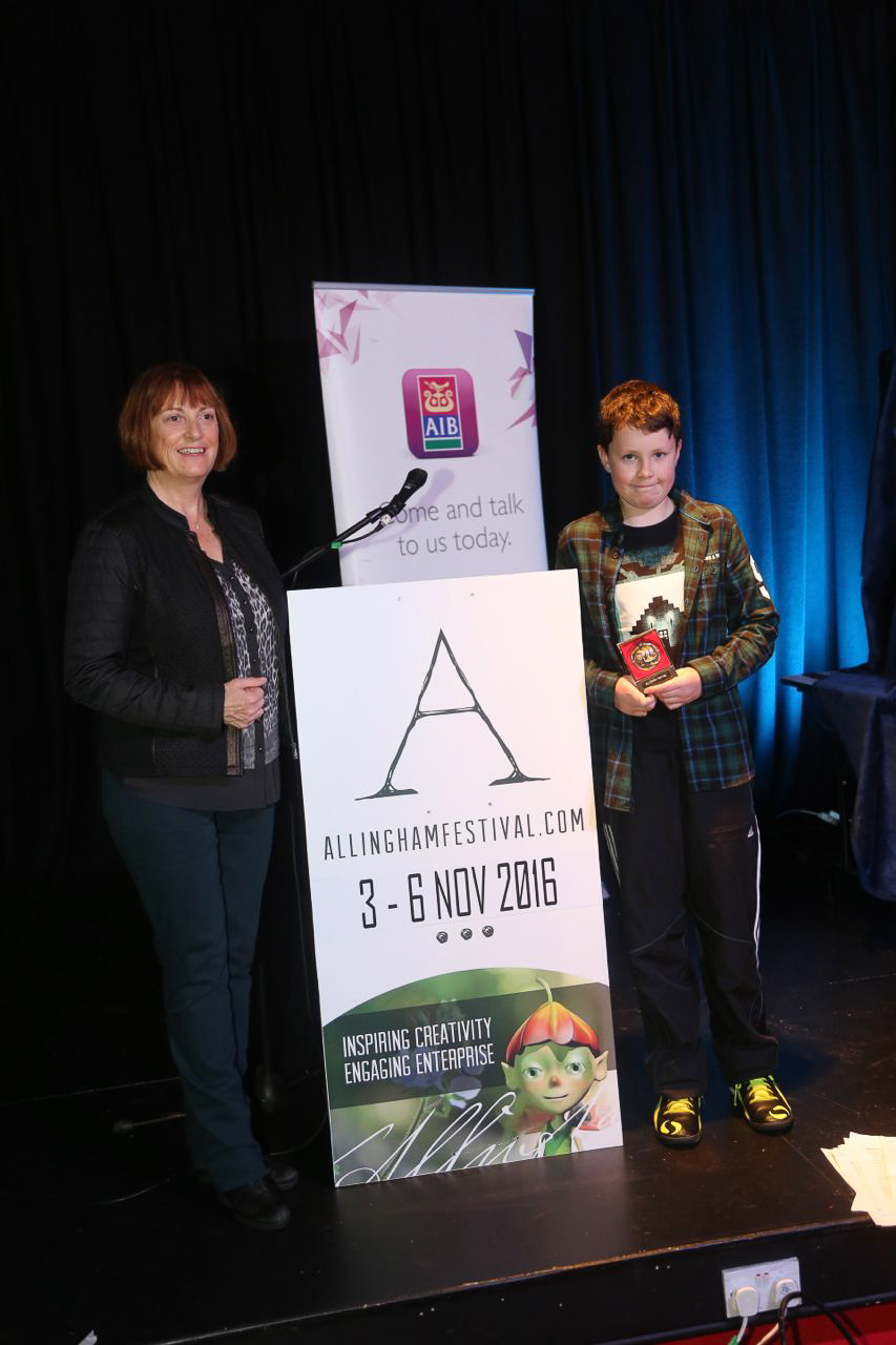 Young Writers' Awards sponsored by AIB - Allingham Festival 2016, Abbey Arts Centre, Ballyshannon Sat. Nov. 5th 2016-8.jpg