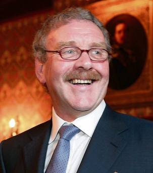 Michael Colgan, ex-Artistic Director of the Gate Theatre, will join us at the Allingham Festival this November.
