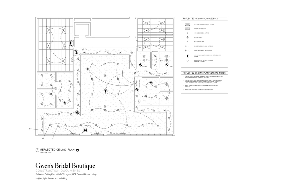 Construction Documents Dwr Designs