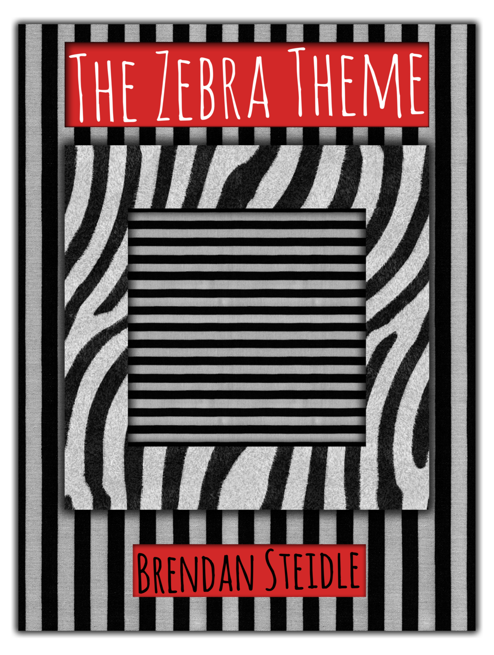 Zebra Theme Cover